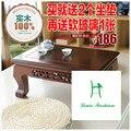 Grátis tatami mesa de madeira plataforma windows peitoril da janela