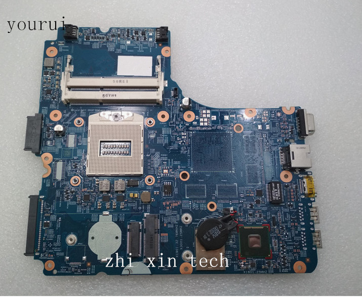 yourui 48.4YW05.011 Mainboard For <font><b>HP</b></font> <font><b>Probook</b></font> <font><b>440</b></font> <font><b>G1</b></font> 450 <font><b>G1</b></font> Laptop motherboard Tested working image