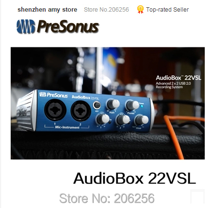 AUDIOBOX VSL ASIO DRIVERS FOR WINDOWS XP