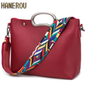 New Fashion PU Leather Women Bag Famous Brand 2017 Casual Ladies Handbags Big Shoulder Bags For Women Flap Crossbody Bags Totes