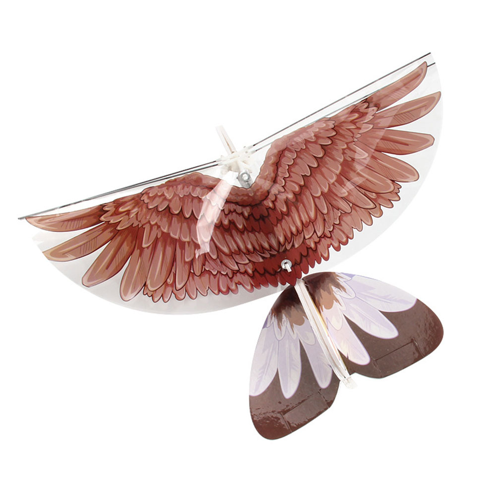 Удивительная Rc E-Flying птицы Попугай инфракрасная игрушка управления Rc летящая птица для электрических птиц Прямая - Цвет: 1
