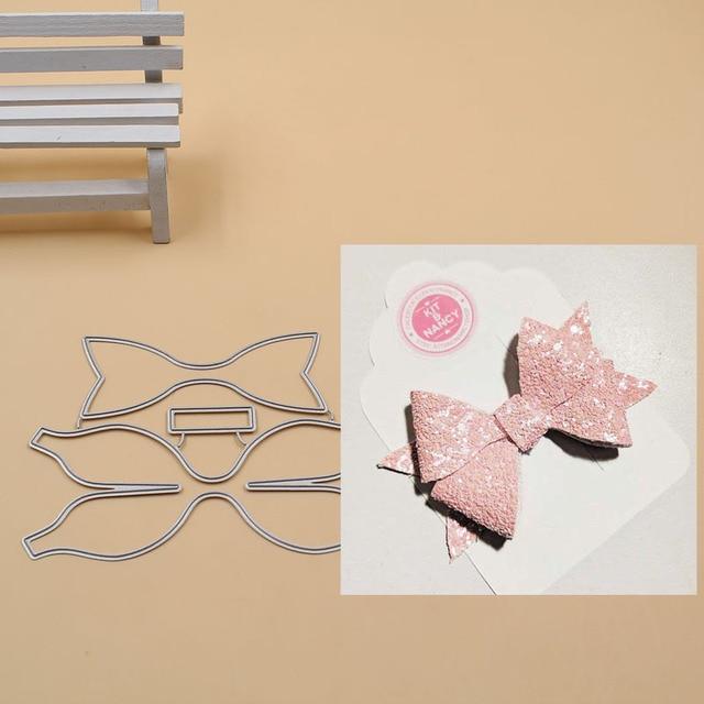 3D קשת מתכת חיתוך מת שבלונות עבור DIY Scrapbook אלבום תמונות נייר כרטיס דקורטיבי מלאכת הבלטות למות חדש 2018