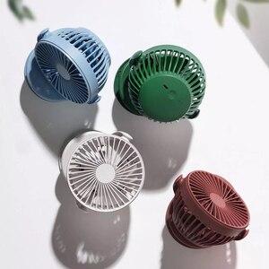 Image 5 - Youpin Solove Clip Fan 3 Voorruit 360 Graden Front Mesh Verwijderbare Draagbare Handheld Oplaadbare Mini Ventilator Voor Thuis Kantoor