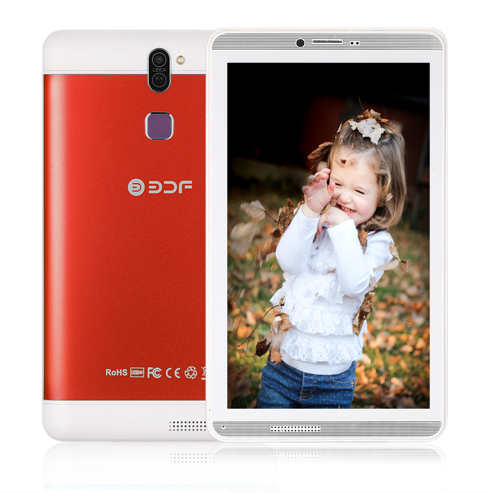 7 Inch Tablet Android 6.0 Phone Call Sim Card Pc 1GB+16GB Quad Core Cheap And Simple