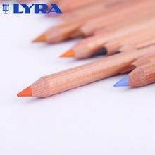 polycolor pencils original wood color art supplies 12 colors/lot