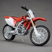 Бесплатная доставка Maisto HONDA CRF 450R 1/12 Мотоциклов Литья Под Давлением Металл Мотоциклов Модель Игрушки Для Детей