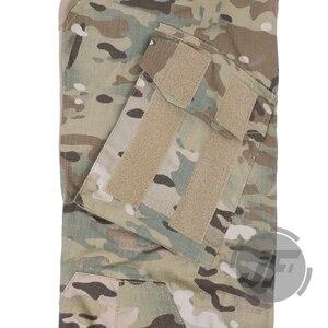 Image 5 - 에머슨 g3 컴뱃 셔츠 & 바지 바지 무릎 패드 세트 emersongear 전술 군사 사냥 gen3 위장 bdu 유니폼 mc