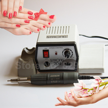 35000RPM Electric Manicure Machine Pedicure Nail File Drill Micromotor Device Strong 204 SHIYANG SDE L102S Handpiece
