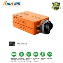 RunCam 2 RunCam2 Ultra HD 1080P 120 Degree Wide Angle WiFi link Camcorder FPV Camera For QAV210 Quadcopter Racing Drone RC