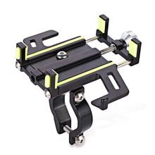 Soporte Universal para teléfono móvil de aleación de aluminio para bicicleta A134 para 3,5-6,8