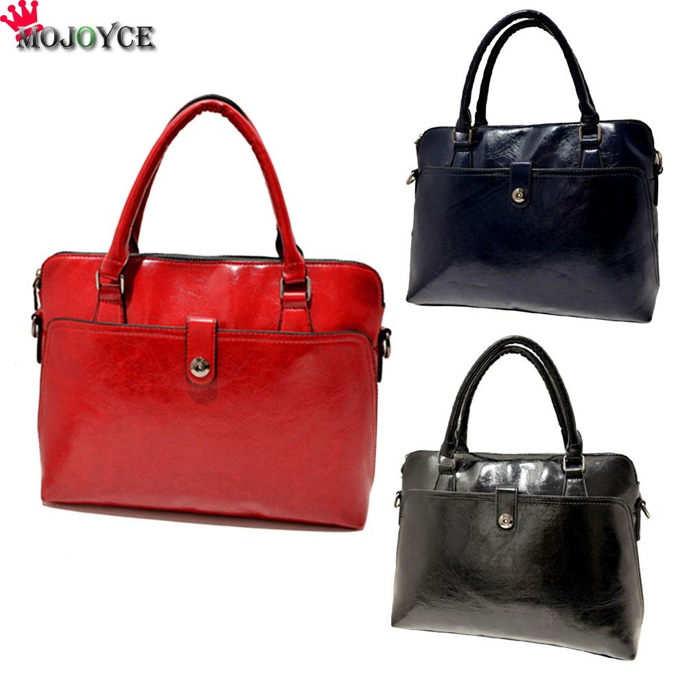 Autumn Winter New Women Leather Handbags Designer bag Totes 2016 bolsos carteras mujer marca #3T