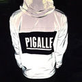 Top High 3M Reflective PIGALLE Windbreaker Jacket Men Women PALACE Skateboard RIPNDIP Brand Clothing Coat Hip Hop Hoodie Jacket