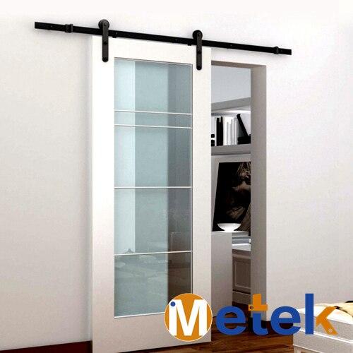 [METEK]Modern Interior barn sliding door hardware-in Doors