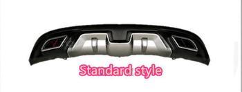Speciale 12-13-15 per Hyundai Avante refitting circondato spoiler posteriore Avante labbro posteriore piastra di protezione paraurti posteriore lip