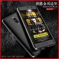 Чехлы Для Huawei Mate 9 Pro Case Ginmic Ультра Тонкий Алюминиевый металлический Каркас Броня Обложка Для Huawei Mate 9 Pro Телефон Случаях Coque