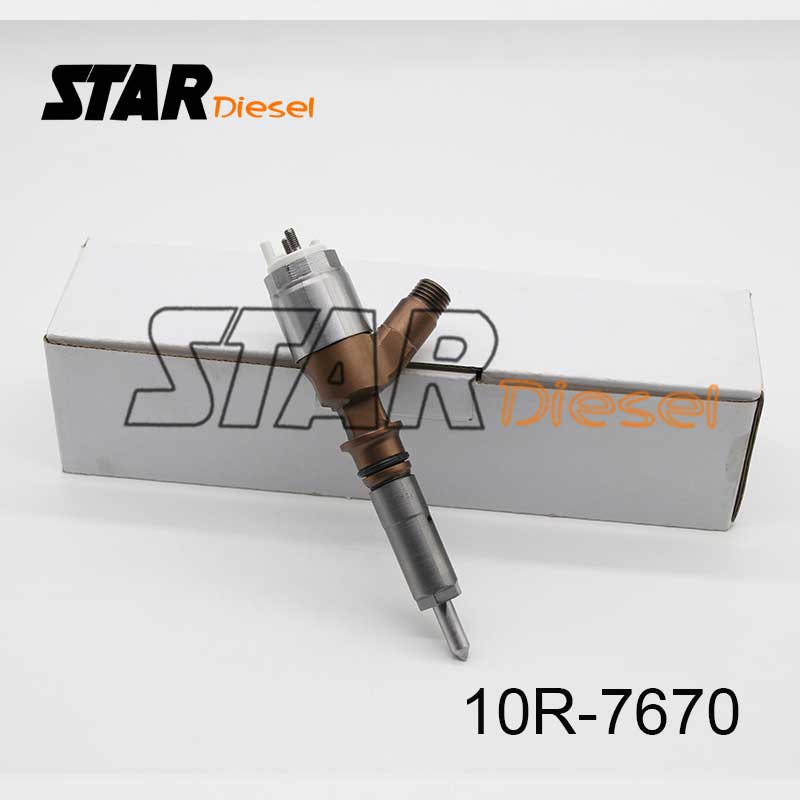 10R-<font><b>7670</b></font> Cat Fuel injector 10R7670 New Injector 10R <font><b>7670</b></font> image