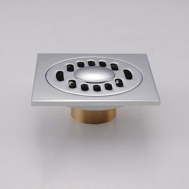 In acciaio inox speciale deodorante piano di scarico per lavatrice ...
