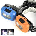200Lumen AAA Headlamp XPE 3Modes(High/LOW/Flash )Outdoor Camping Hiking Cycling Headlamp Headlight Portable