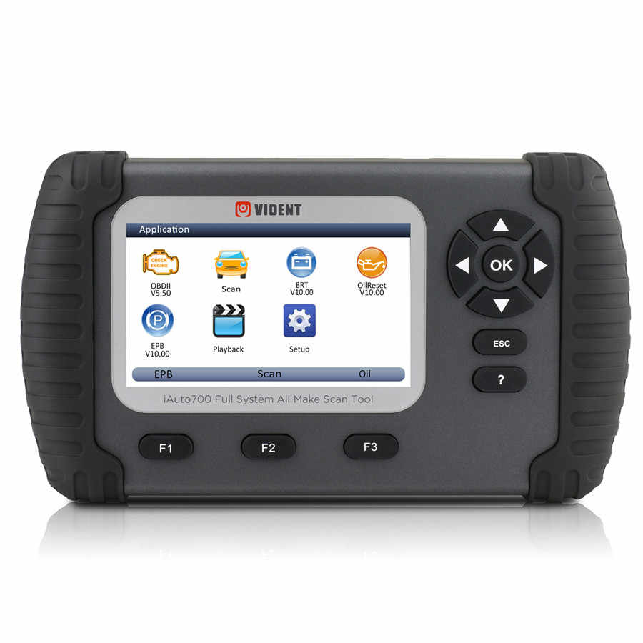 Detail Feedback Questions About Vident Iauto700 Professional Car Full System Diagnostic Tool For Engine Oil Light Epb Eps Abs Airbag Reset Battery
