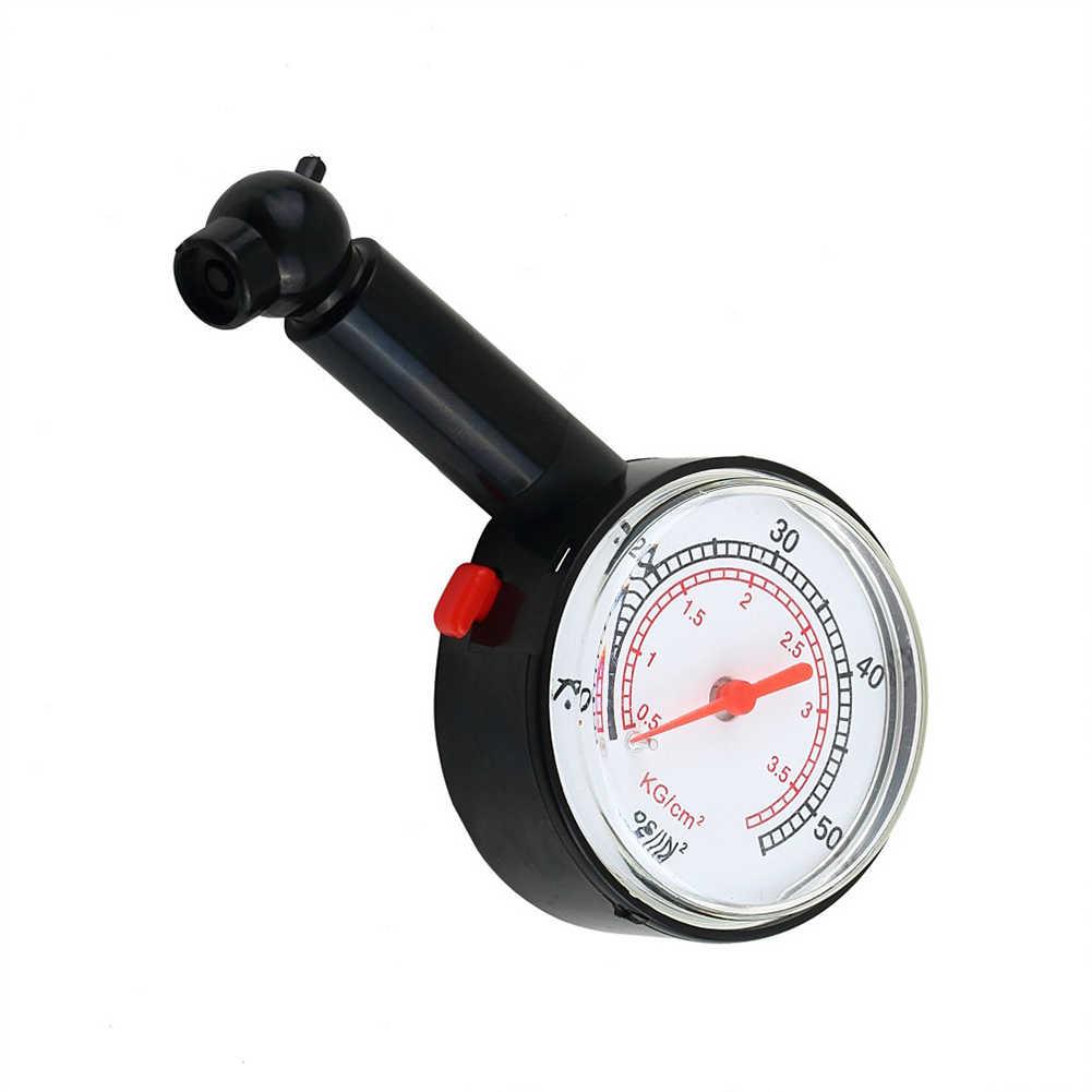Koło automatyczne opon miernik ciśnienia powietrza lusterko w kształcie pojazdu motocykl opona samochodowa Tester powietrza w oponach monitor systemu