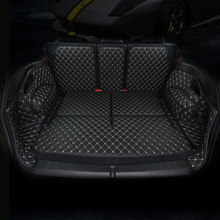 Forro de carga traseira do carro mat tronco tapete mala do carro para kia sorento sportage k2 k3 k5 kx3 kx5 kx7 alma 2018 2017 2016 2015 2014 2013