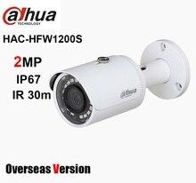 Dahua HAC HFW1200S 2MP HDCVI IR Macchina Fotografica Della Pallottola 1080P IR 30m IP67 Impermeabile Sostituire DH HAC HFW1220S Macchina Fotografica Analogica Telecamera A CIRCUITO CHIUSO