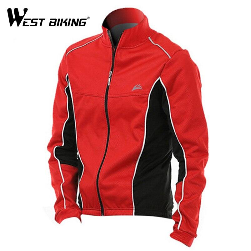 ФОТО 2017 Windproof Thermal Fleece Cycling Jerseys Winter Autumn Warm Cycling Wind Coat Jackets Ropa Ciclismo Wind Coat Bike Jerseys