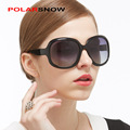 POLARSNOW Oversized Women Sunglasses Polarized Lens Goggle Driving Sun Glasses Top Quality 2017 Brand Designer Points Oculos