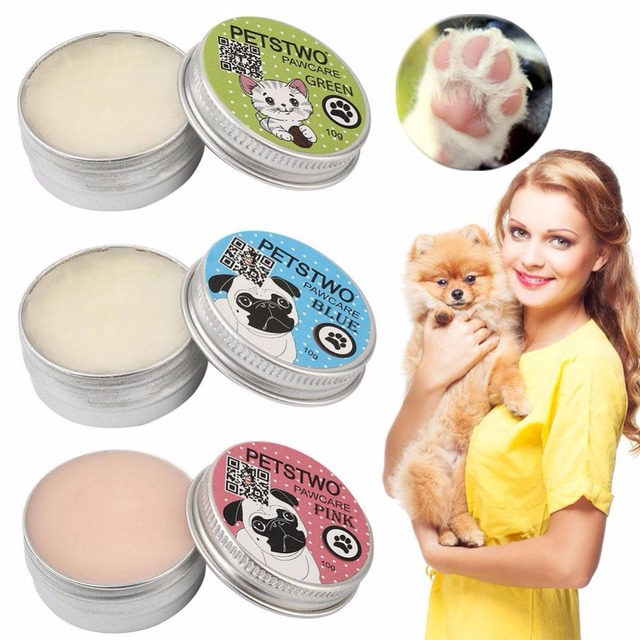 Pet Paw Care Creams Puppy Dog Cat Paw Care Cream Moisturizing Protection Forefoot Toe Health Pet Products Cute pet body care