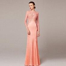 Coniefox 31096 moda contas de casamento vestido de festa formal vestidos de noite 3/4 mangas 2016 mãe de vestido de noiva(China (Mainland))