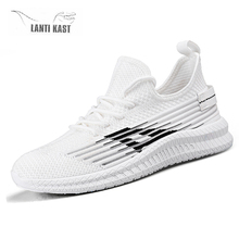 Sneakers Men Summer Running Shoes Male 2019 Fashion Air Mesh Breathable Sports For