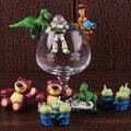 La historia del juguete figura de acción Buzz lightyear Woody dinosaurio  lotso oso colección modelo de 66bc0498f01