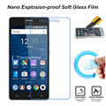 Nano Explosion-proof Soft Glass Screen Protector Protective Lcd Film For Highscreen Power Ice LCD High Clear Screen Protector