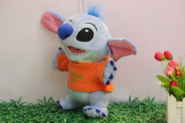 Fancytrader 24\'\' 60cm 2015 New Giant Plush Stuffed Stitch, 2 Colors Available Free Shipping FT90147 (5).jpg
