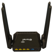 YYWIFI WE3826 300Mbps Wireless Wi-Fi Router With 4 External Antenna For 3g/4g USB Modem 802.11n/g/b Long Range Support Omni 2