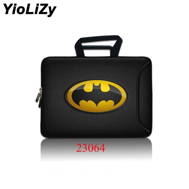 Batman Laptop bag Tablet Case Notebook Sleeve Cover 10 12 13 14 15 15.6 17 inch Briefcase For Asus HP Acer Lenovo SBP-23064