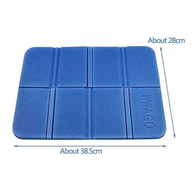 Soft Waterproof Dual Camping Hiking Picnic Portable Cushion Seat Pad  2
