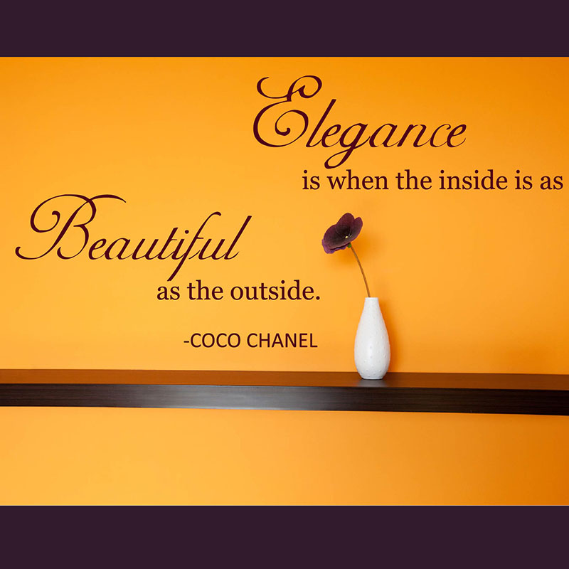 Modern Chanel Wall Decor Images - Wall Art Collections ...