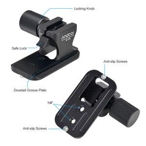 Image 5 - Traitement rapide de la plaque dobjectif de Type arca swiss en métal NF 200 Andoer CNC pour objectif Nikon 70 200mm f/2.8 VR et VRII