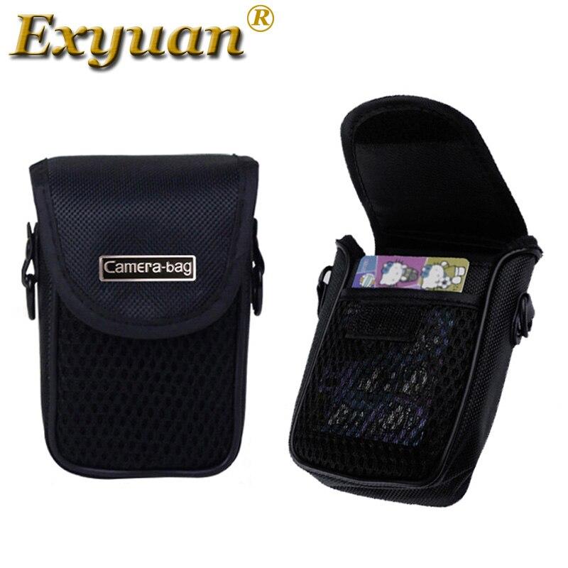 12Z Learther Camera Case For SONY Cyber-shot DSC WX10 WX7 W580 W570 W560