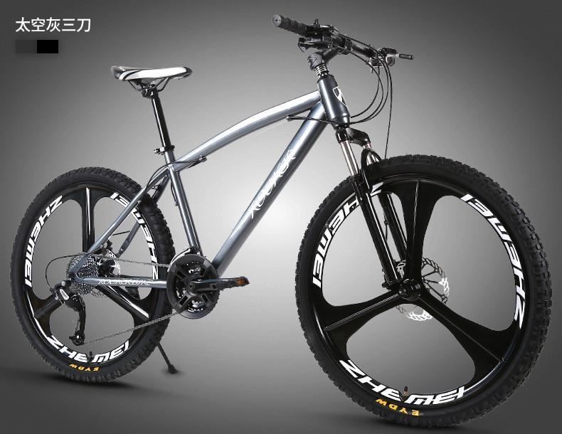 Neue X Front marke 24/26 zoll carbon stahlrahmen 24/27 speed ...