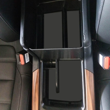 Car Organizer For HONDA CRV CR-V 2017 2018 Car Center Armrest Storage Box Glove Case container tray Auto accessories
