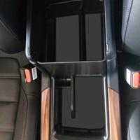 Car Organizer For HONDA CRV CR V 2017 2018 Car Center Armrest Storage Box Glove Case container tray Auto accessories