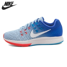 Original New Arrival 2016 NIKE AIR ZOOM STRUCTURE 19 Women's Comfortable  Running Shoes Sneakers