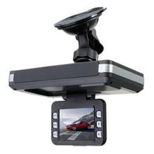 DVR Камера 2 в 1 MFP 5MP автомобиля Регистраторы и радар Скорость детектор движения оповещения Совместим с любым навигатора jul13