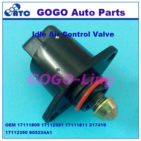Idle AIR Control Valve For Buick Chevrolet Pontiac 17111809 17111811 17112350