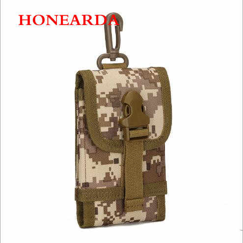 100 шт Горячая тактическая телефонная сумка армейская зеленая поясная сумка мужская Военная Молл рюкзак навесная Сумка Водонепроницаемые Охотничий пояс сумки
