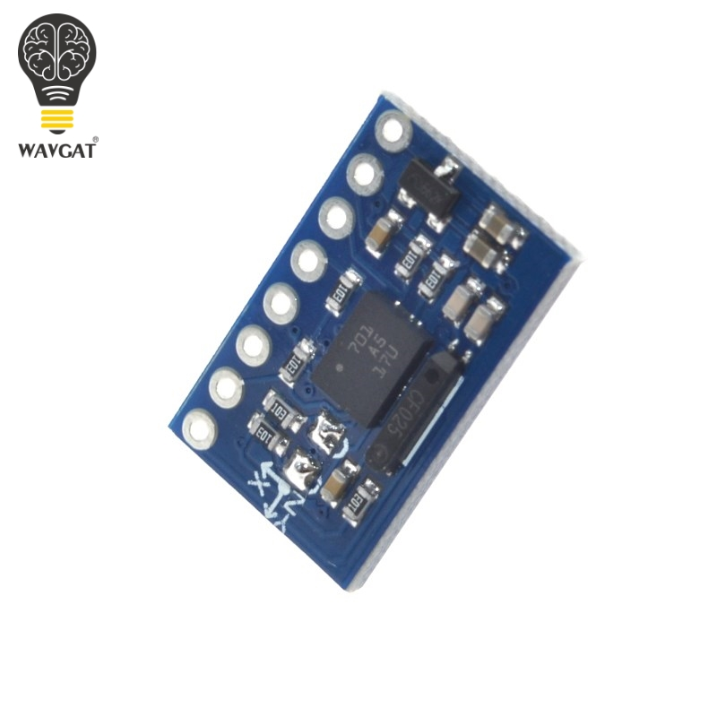 Absolute Orientation IMU BNO055 AHRS Breakout Sensor BNO-055 SiP  Accelerometer Gyroscope Triaxial Geomagnetic Magnetometer