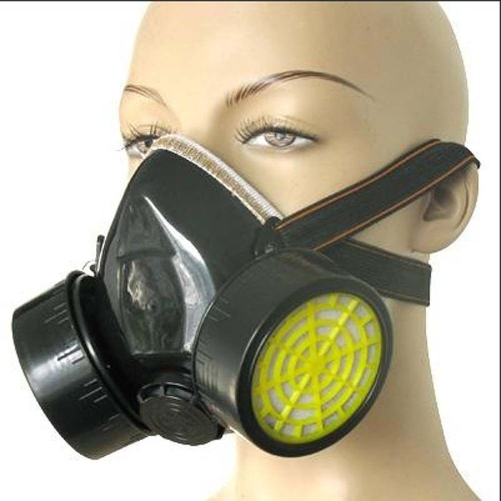 Generous 2pcs/lot Free Shipping Respirator Facepiece Filter Gas Mask For Welding Sandblasting Polishing Polished Utmost In Convenience Welding Helmets Welding & Soldering Supplies