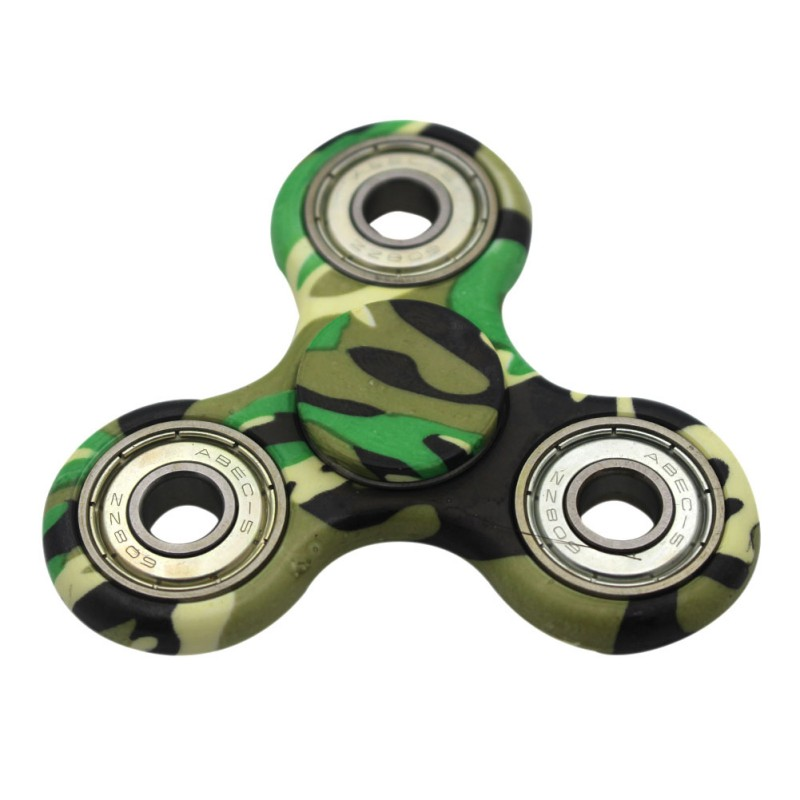 Triangle Gyroscope Finger Spinner Fidget metal EDC Hand Spinner For Autism and ADHD Anxiety Stress Relief